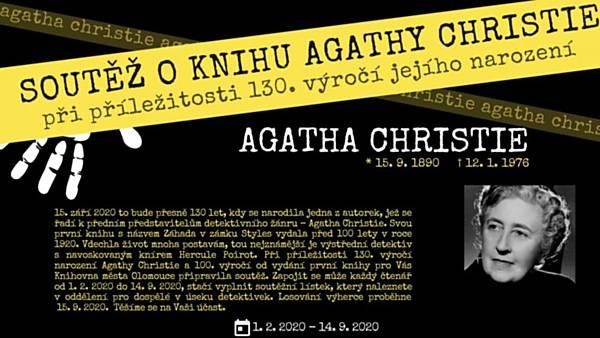 Soutěž o knihu Agathy Christie