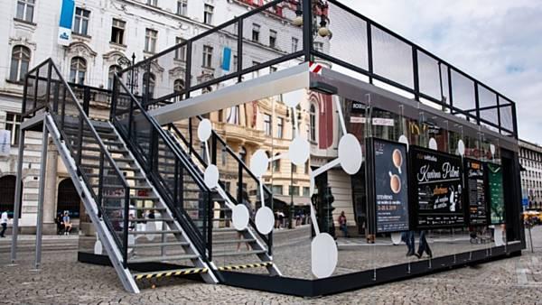 Kavárna POTMĚ v Olomouci 2020