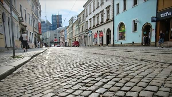Veřejné setkání - rekonstrukce ulice 8. května