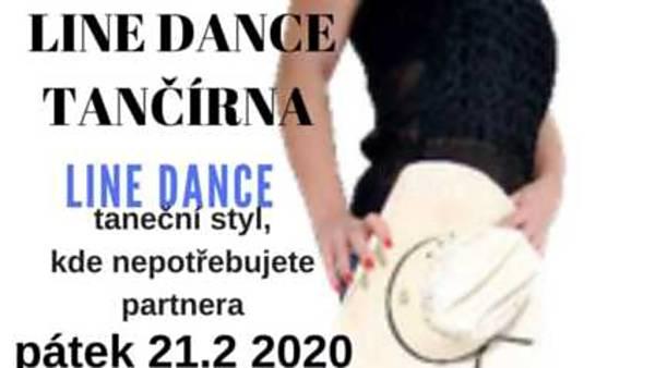 Line Dance tančírna