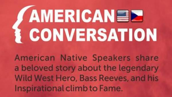 American conversation – Bass Reeves
