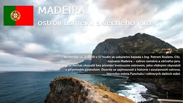 Madeira - ostrov úsměvů a věčného jara