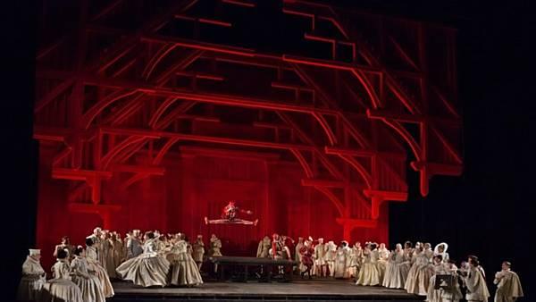 G. Donizetti: Marie Stuartovna