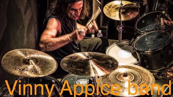 VINNY APPICE band (BLACK SABBATH, DIO)