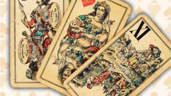 Čertovy obrázky aneb neodolatelný svět karet
