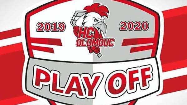 Předkolo play off: HC Olomouc vs PSG Zlín