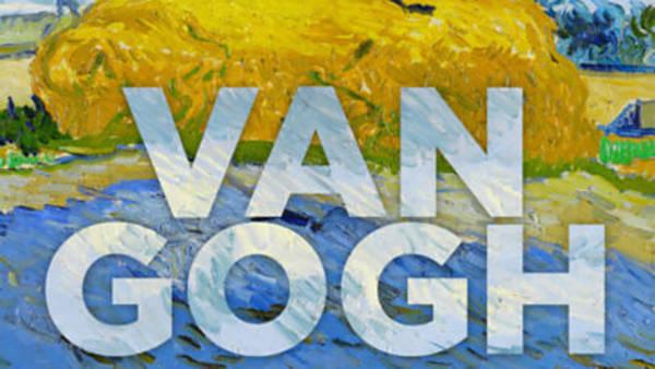Van Gogh: O obilných polích a oblačném nebi