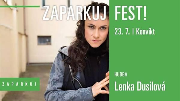Zaparkuj Fest: Lenka Dusilová