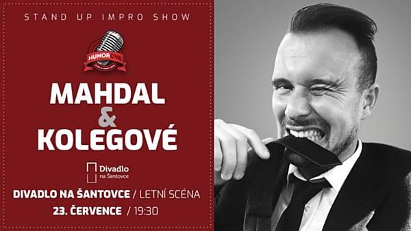 HumorOva: Stand up Impro Show / Mahdal & kolegové