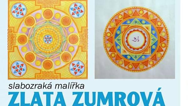 Setkání s malířkou - Zlata Zumrová