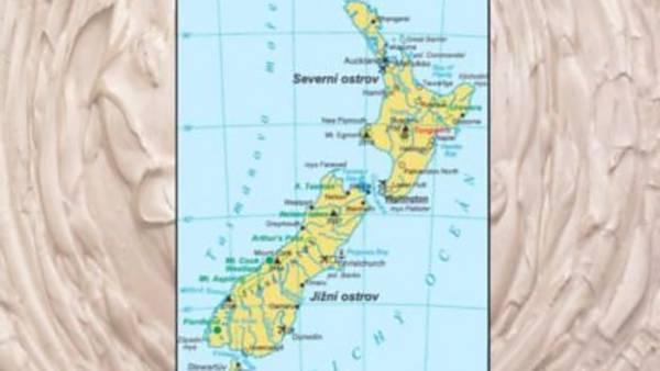 Přírodní krásy Nového Zélandu