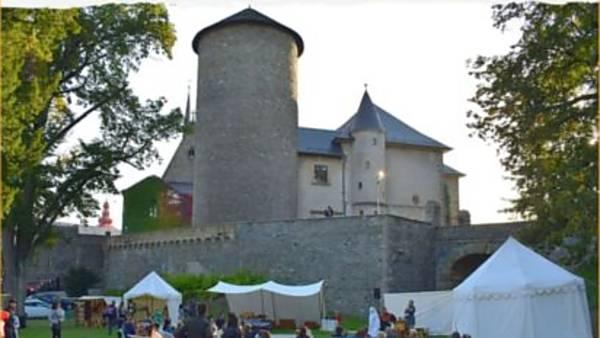 Historický den na hradě Šternberk
