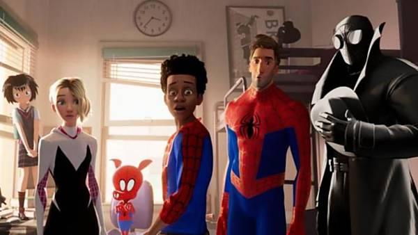 Kino Spider-Man: Paralelní světy