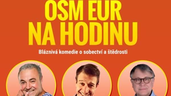 Osm Euro na hodinu