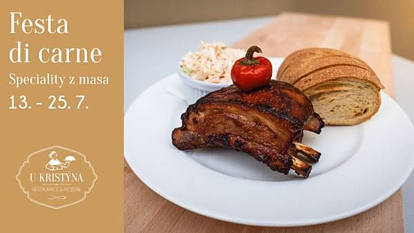 Festa di carne - Speciality z masa