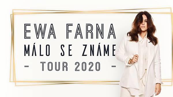Ewa Farna - Málo se známe tour