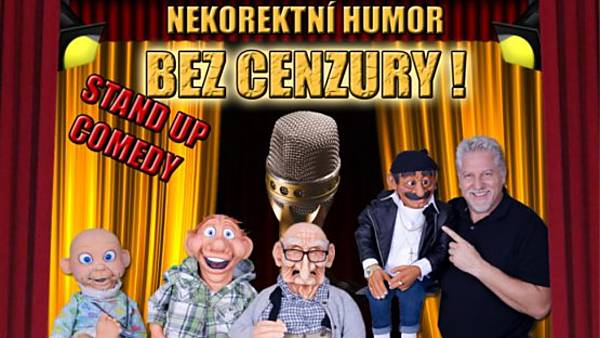 Nekorektní humor bez cenzůry