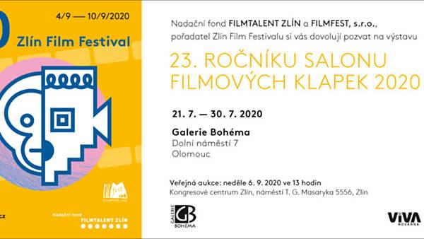 23. ročník Salonu filmových klapek