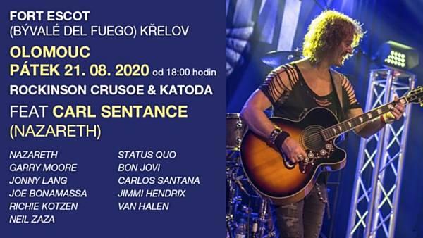 Rockinson Crusoe & Katoda