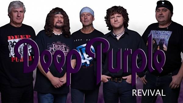 Deep Purple Koberec band
