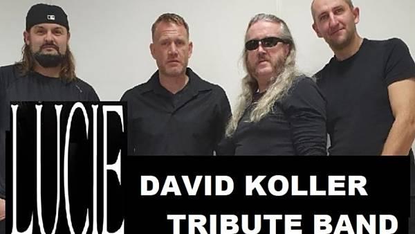 Lucie - David Koller Tribute Band
