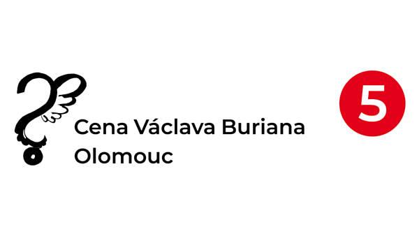 Cena Václava Buriana Olomouc