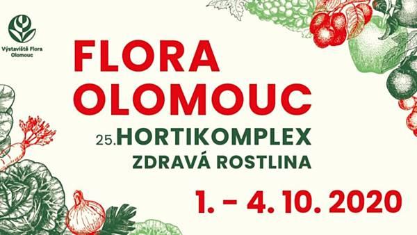 Flora Olomouc 2020 - Hortikomplex