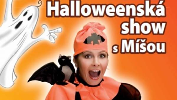 Halloweenská show