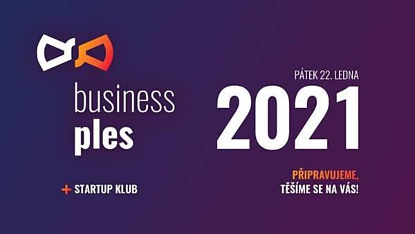 <strike>Business Ples 2021</strike> - ZRUŠENO