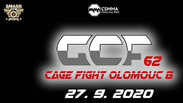 GCF 62: CAGE FIGHT OLOMOUC 8