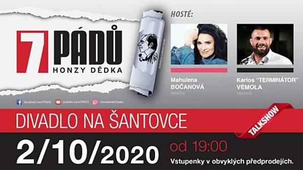 <strike>7 pádů Honzy Dědka</strike> - ZRUŠENO!!!