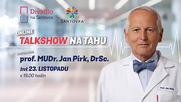 Talkshow NA TAHU: Jan Pirk - ONLINE