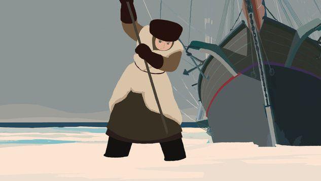 Až na severní pól - ONLINE