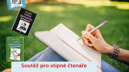 Deník malého knihomola - ONLINE