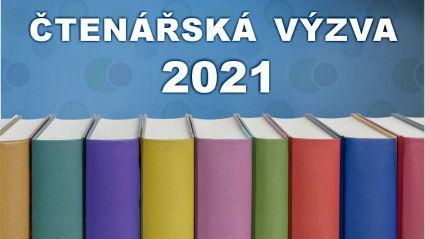Čtenářská výzva 2021