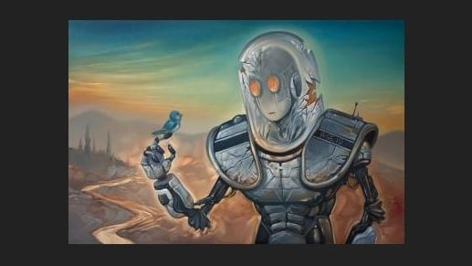 Karel Jerie - Čekání na robota