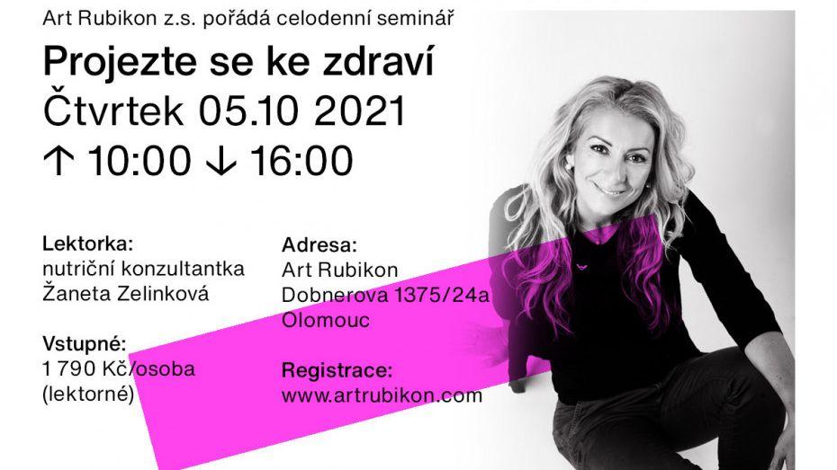 Projezte se ke zdraví - Žaneta Zelinková