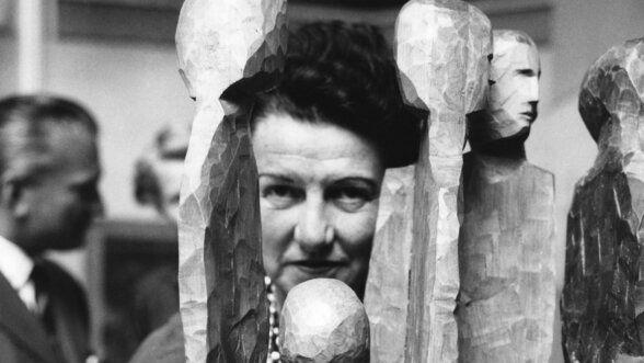 Peggy Guggenheim: Posedlost uměním