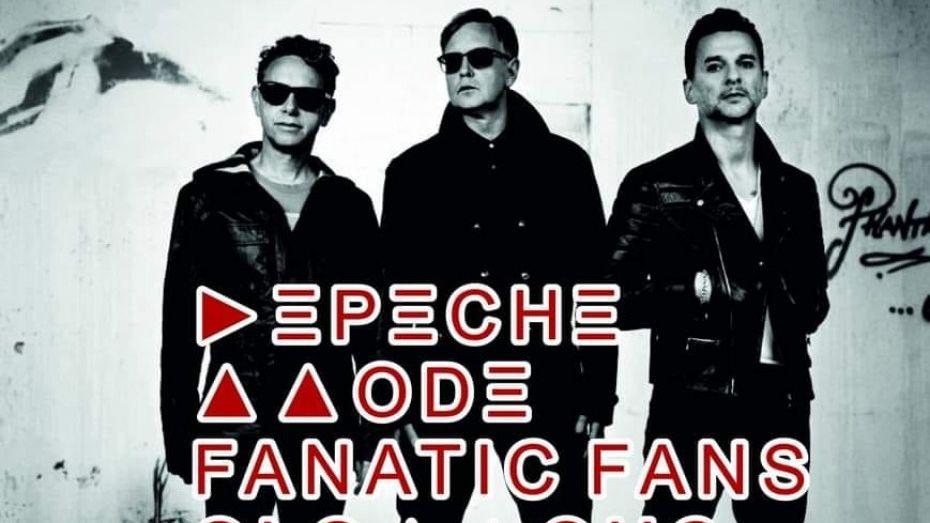Depeche Mode open air party