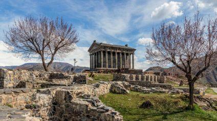 Kulturní dědictví UNESCO – ARMÉNIE