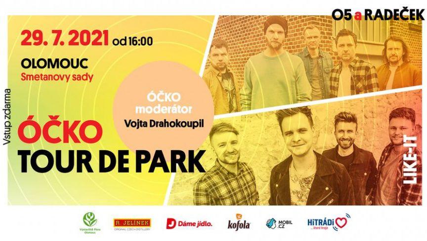 ÓČKO TOUR DE PARK: Like-it a O5 a Radeček
