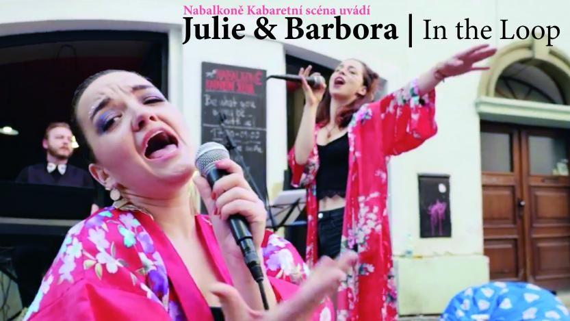 Koncert Barbory Genser a Julie Brožové