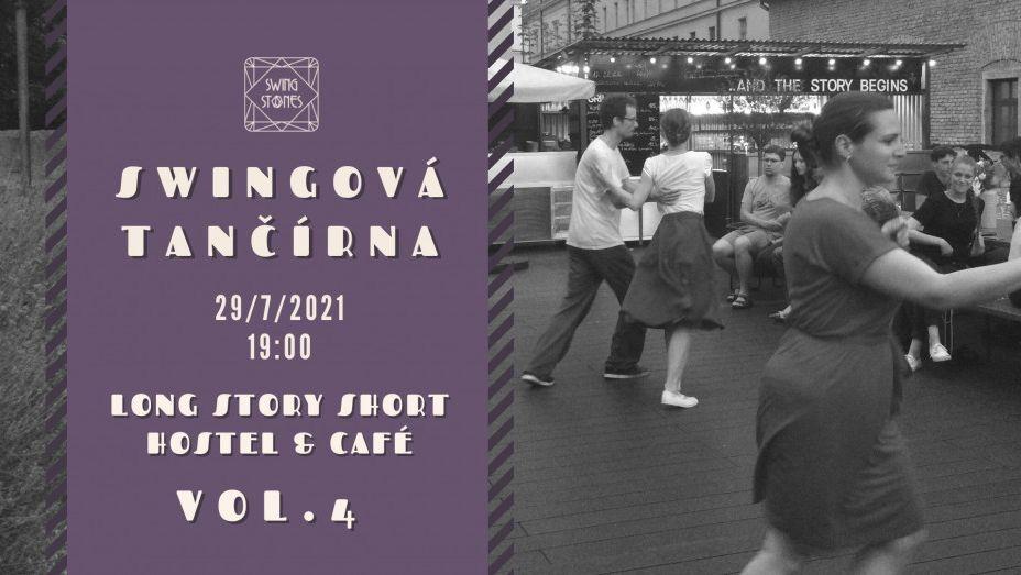Swingová tančírna v Long Story Short Vol. 4