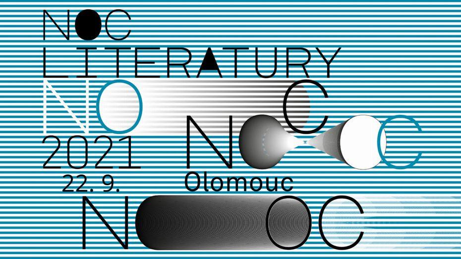 Noc literatury Olomouc 2021