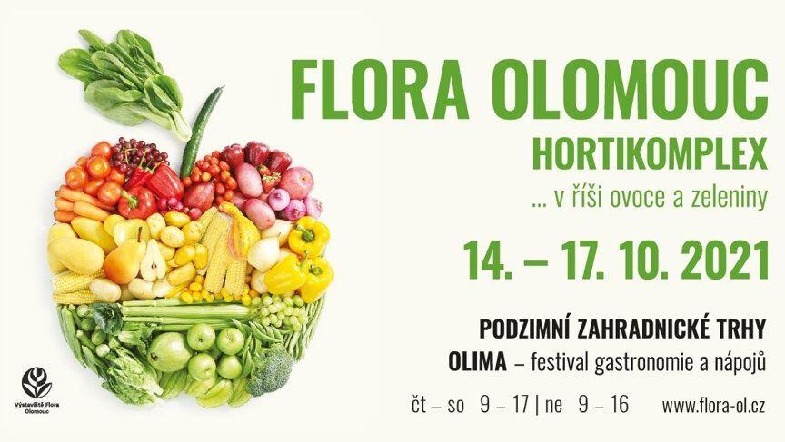Podzimní Flora 2021
