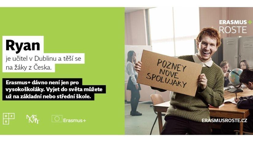 Erasmus+ roste