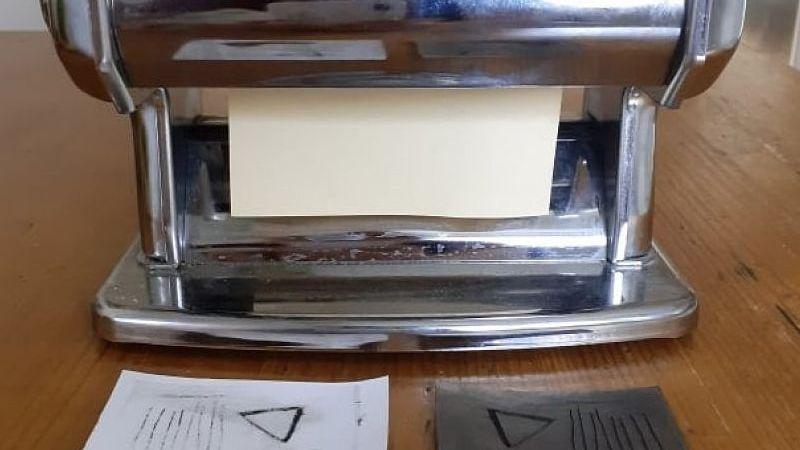 Z kuchyně rovnou na papír