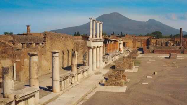 Pompeje - město hříchu