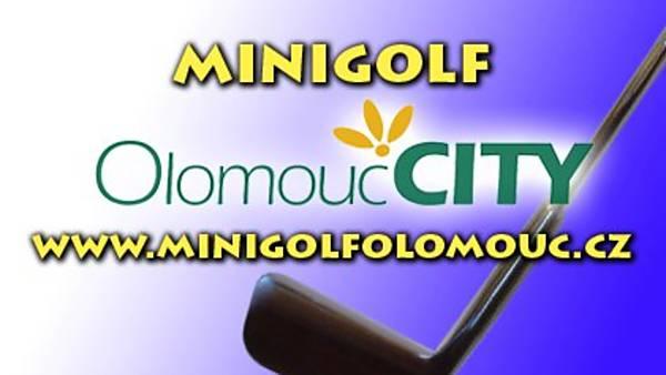 Minigolf Olomouc
