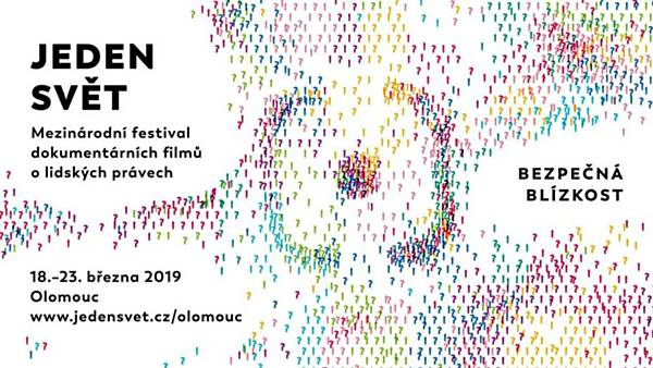 Jeden svět Olomouc 2019: slavnostní zahájení